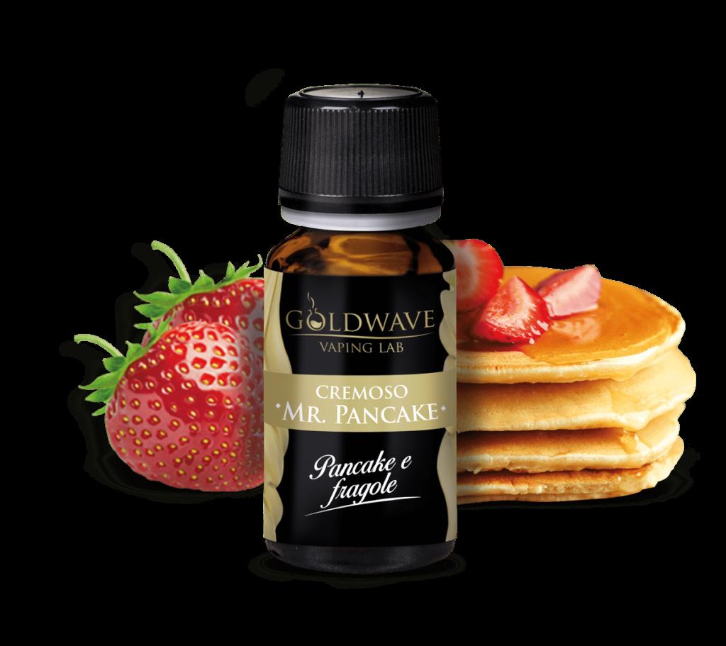 goldwave cremoso mr pancake