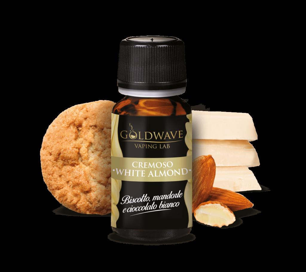 goldwave cremoso white almond